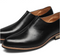 Black Men Lace less Shoes - WISAKI ONLINE STORE