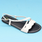 Matata Black And White Open Toe - WISAKI ONLINE STORE