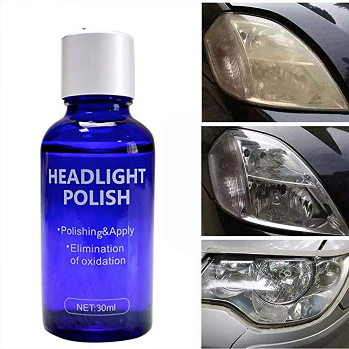 Car Headlight Polish/ Headlight Polishing/ Anti-scratch - WISAKI