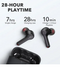 Anker Soundcore Liberty Air 2 – Wireless Earbuds with Diamond Coated Drivers – A3910 – Black