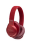 JBL LIVE 500BT Wireless Over-Ear Headphones with Voice Assistant (Red)