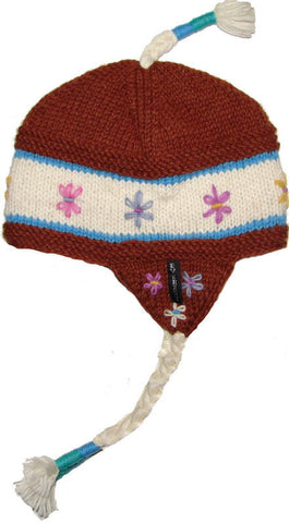 Colorado Earflap Brown - 10082