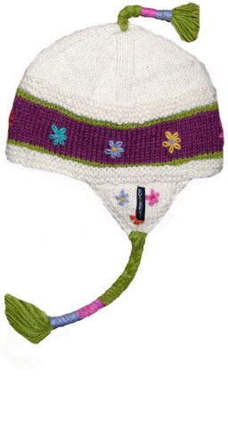 Colorado Earflap White - 10084