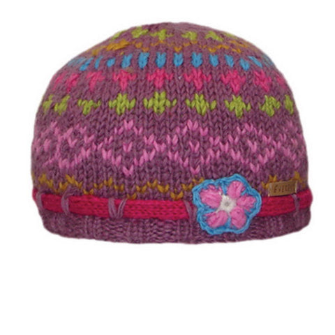 Sun Valley Beanie Purple - 30603