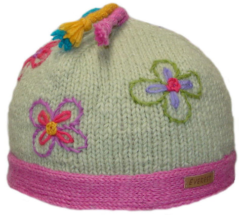 Lily Beanie Green - 35101-K