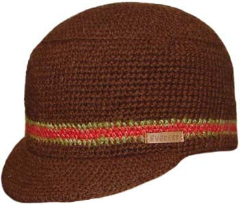 Big Bear Visor Brown - 44101