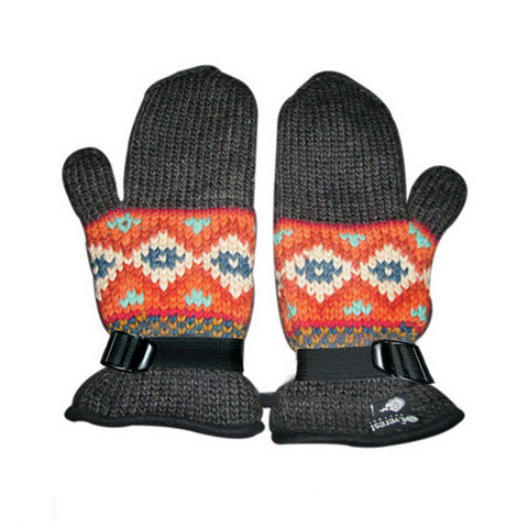 Techmitts Nova Charcoal - 90306