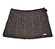 Cable Miniskirt Natural Brown MS16303