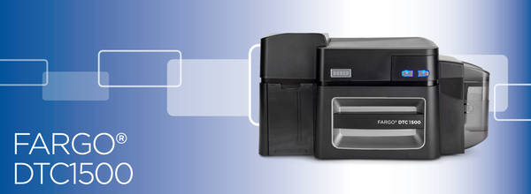 Introducing the new DTC1500 card printer