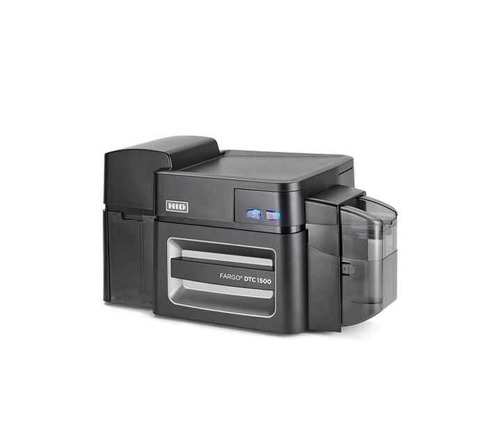HID FARGO DTC1500 Dual-Sided ID Card Printer