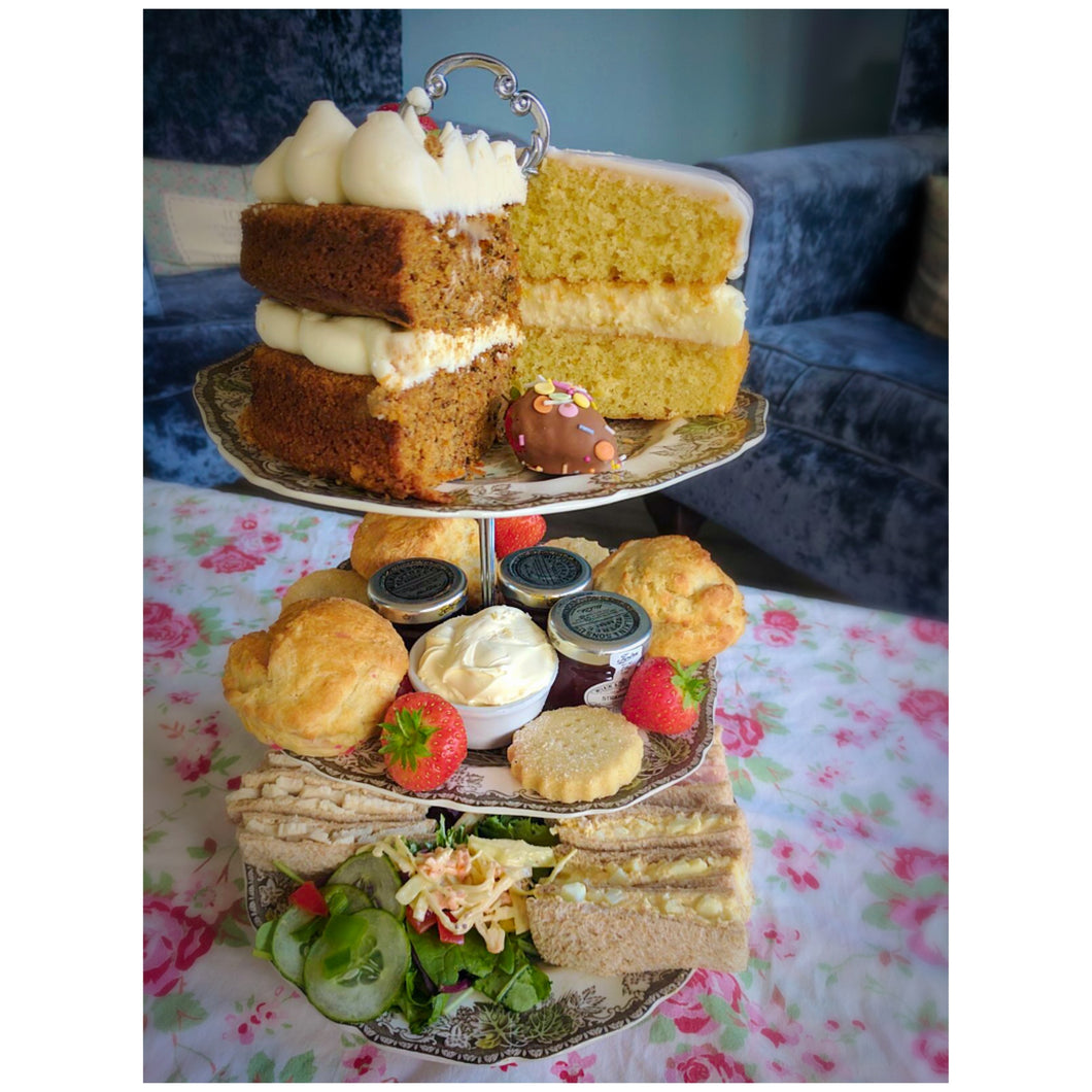 Indulgent Afternoon Tea VOUCHER REDEEM