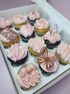 Luxe Cupcakes
