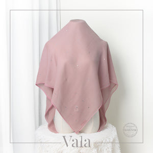 Bawal Dots SS16 (Rose Bisque)