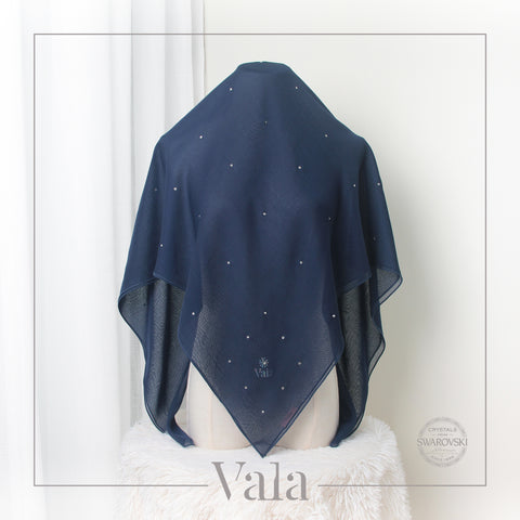 Bawal Dots SS16 (Space Blue)