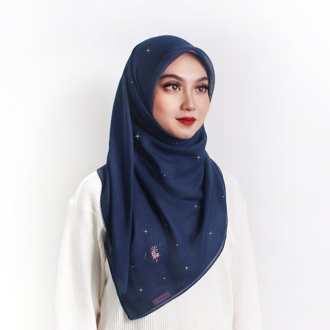 Bawal Amias (Blue Black)