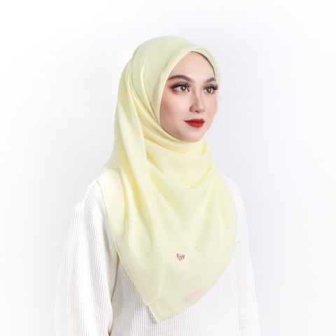 Bawal Amias (Yellow Joy)