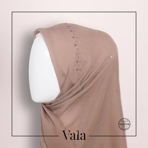 Tudung Vala Crown