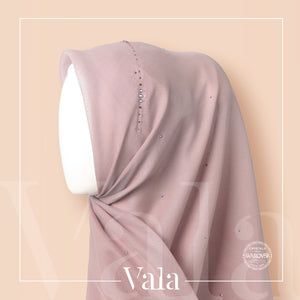 Bawal Crown Bree Shimmer (Rose Bisque)