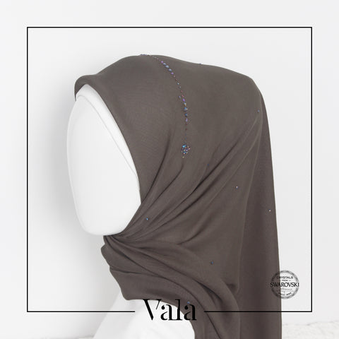 BAWAL CROWN TANIYA (FUDGE BROWN)