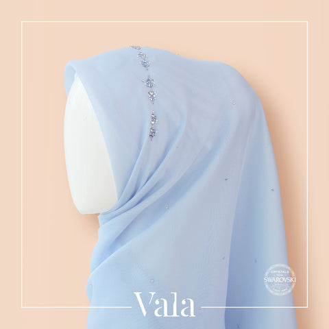 Bawal Crown Jolie (Dawn Blue)