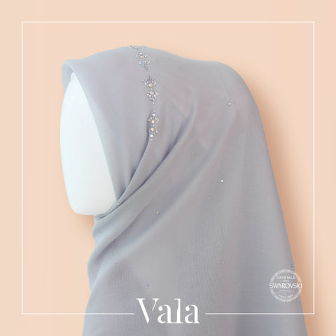 Bawal Crown Jolie (Harbor Gray)