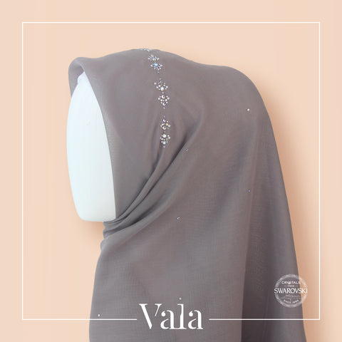 Bawal Crown Jolie (Mud)