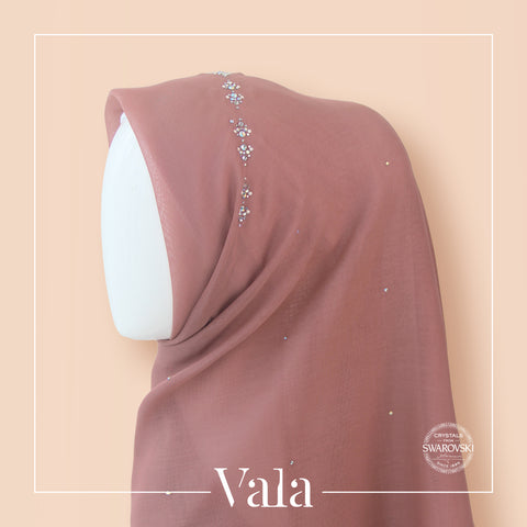 Bawal Crown Jolie (Vintage Rose)