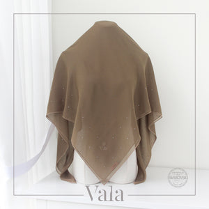 Bawal Kallista (Antique Walnut)