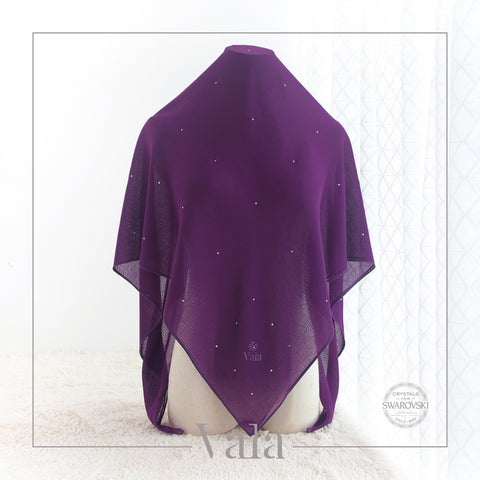 BAWAL SQUARE | PURPLE