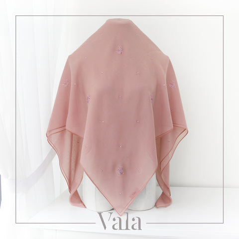 Bawal Zale 10 (Dusty Rose)