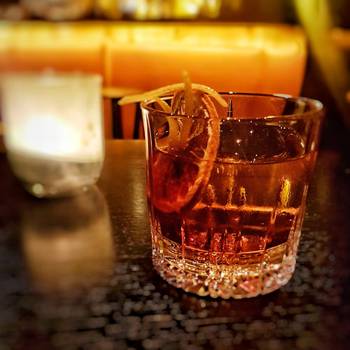 Rum Old-Fashioned - BelRoy's