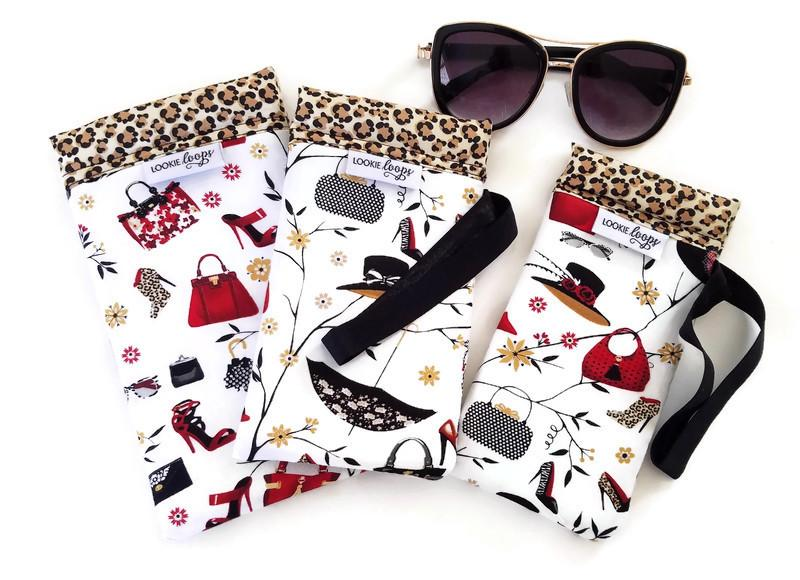 Shoe Love Cell Phone or Sunglass Case