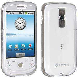 AMZER Snap On Crystal Hard Case for HTC Magic -