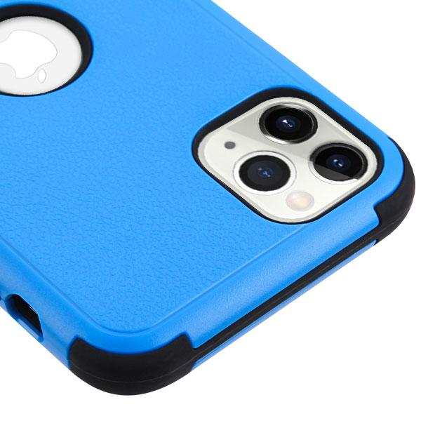 Blue/Black TUFF Hybrid Phone case for iPhone 11 Pro