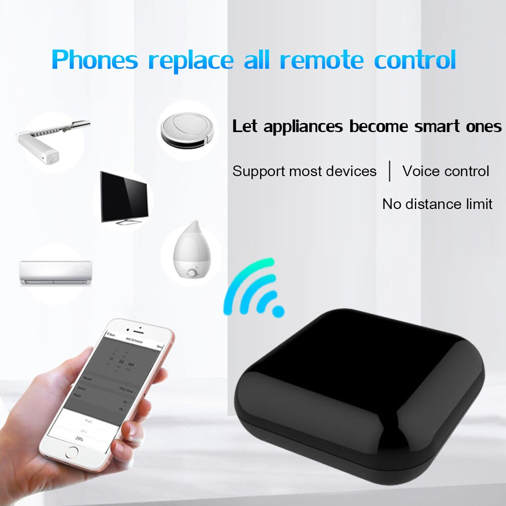 Smart Switch Controller Universal Intelligent