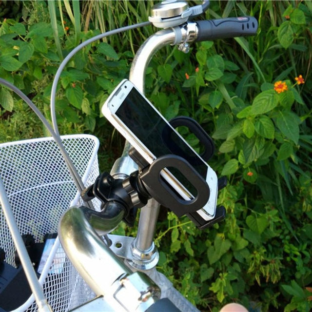 Universal Adjustable CELL PHONE HOLDER Motorcycle
