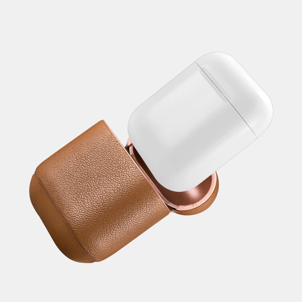 Nappa Leather Airpod Case