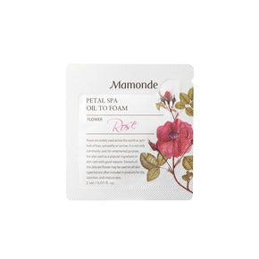 Mamonde Petal Spa Oil to Foam (1ml)