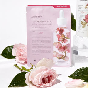Rose Flower Lab Essence Sheet Mask
