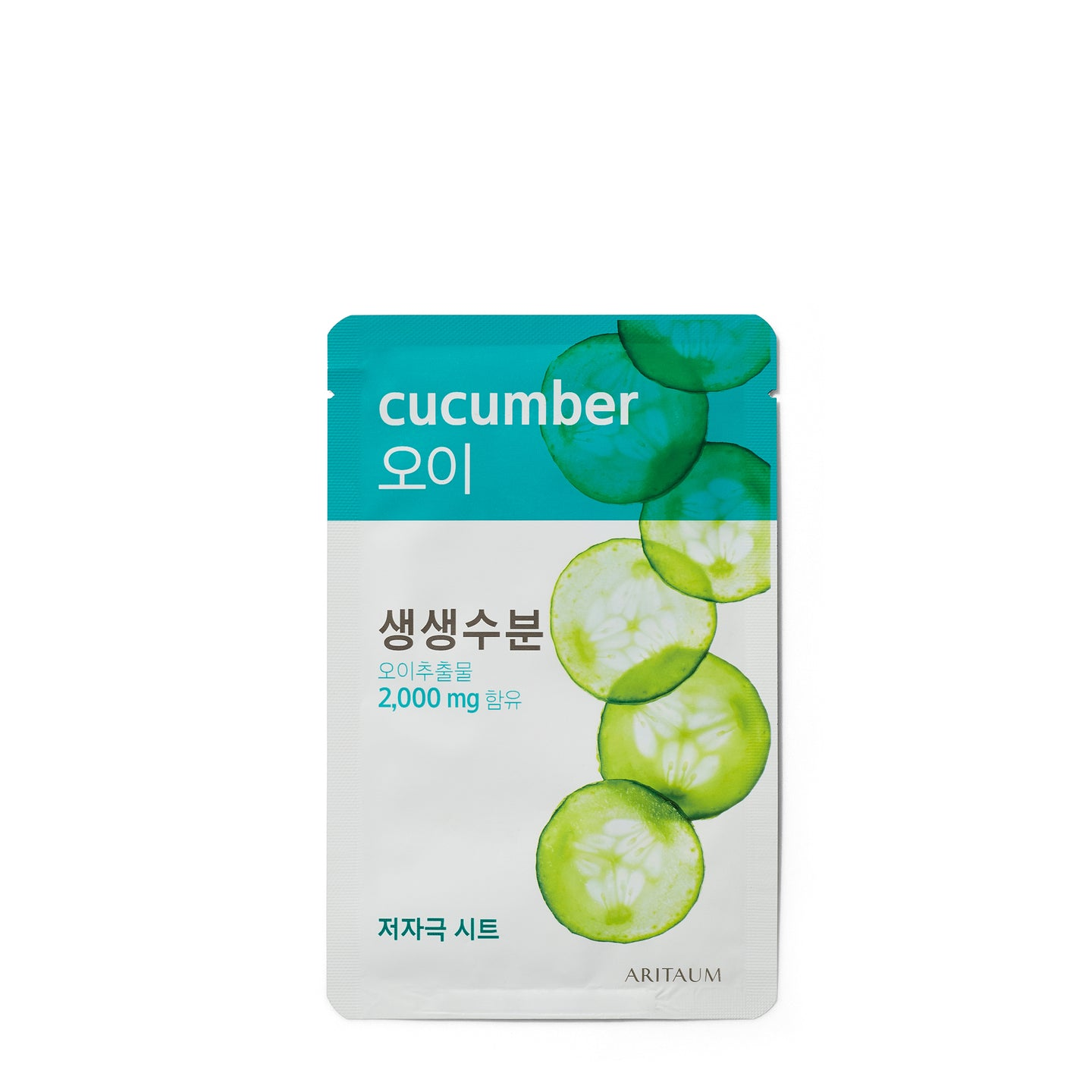 Aritaum<br>Cucumber F.Power Essence Mask