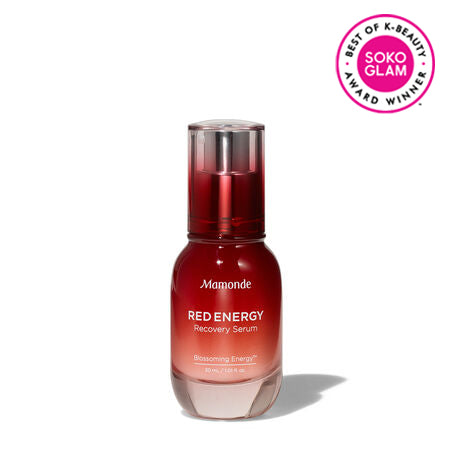 Red Energy Recovery Serum