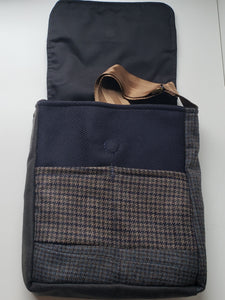 Upcycled Messenger