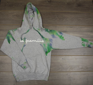 TROPIC STORM SWEATER