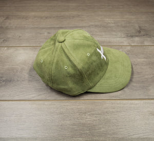 OLIVE FATHER HAT