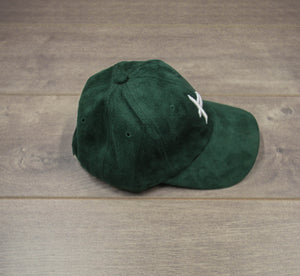 HUNTER GREEN FATHER HAT