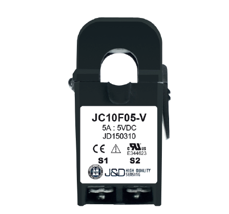 Split core AC Current Transducer JC10F-V