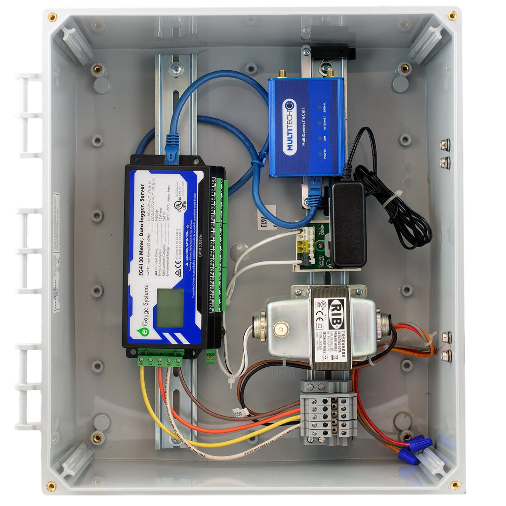 IoT Accessories Powered Enclosure Kit (277/480VAC)