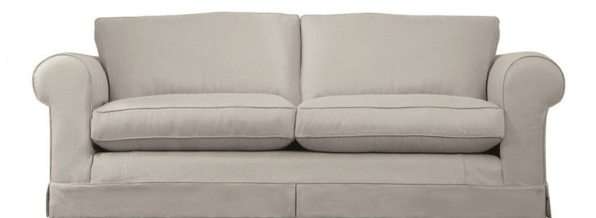 Oyster 3 seater sofa
