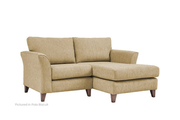 Monaco | Chaise Sofa Option 1 | Shetland Mercury