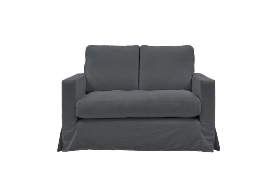 Kate | 2 Seater Sofa | Mae Charcoal